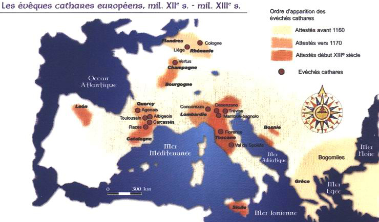 CATHAROS MAP - LEMAT