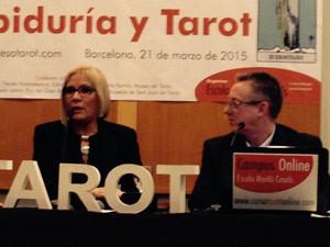 Encarna Sánchez y Daniel Rodes - congreso